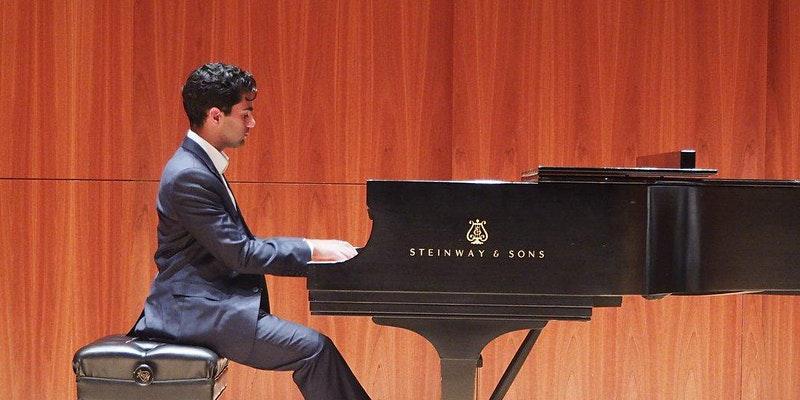 Aryaman Natt on piano