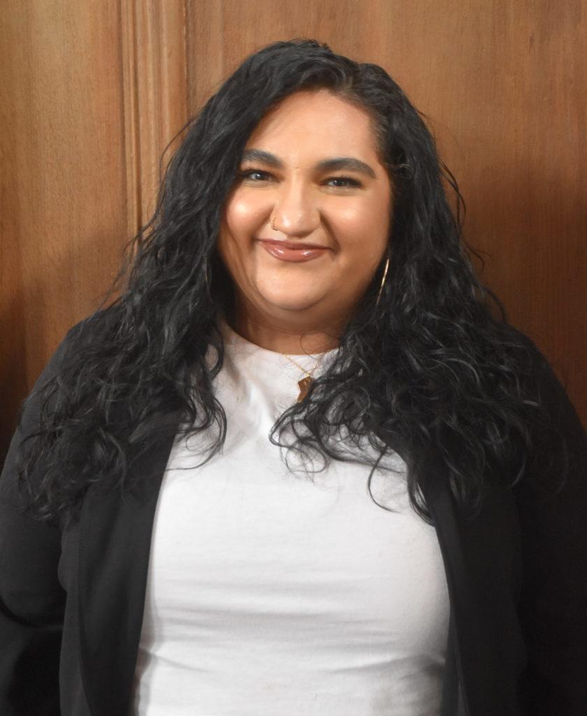 Jo, our Asylum and Refugee Advocate