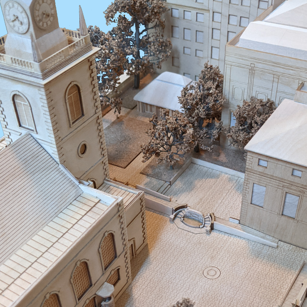 Photo of Wren Project Model